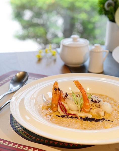 Roots Cafe普羅旺斯海鮮燉飯 NT$380