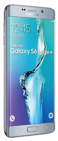 Galaxy S6 edge+產品圖 (鈦銀灰)