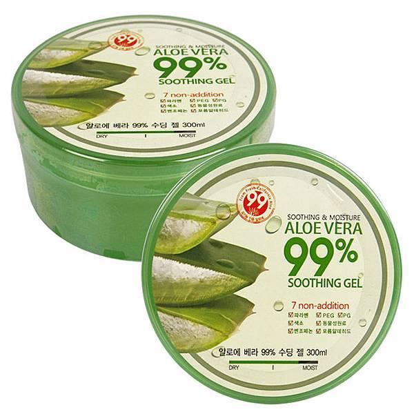 【第二件半價】韓國 Beloved & Co. 蘆薈99%超補水修護保濕凝膠