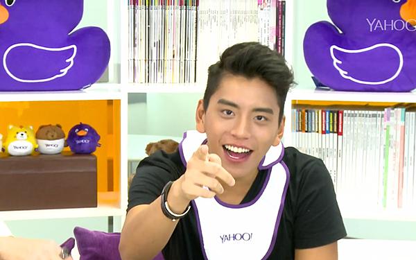 Yahoo LIVE直播讓藝人與網友互動更直接(圖片由Yahoo奇摩提供)