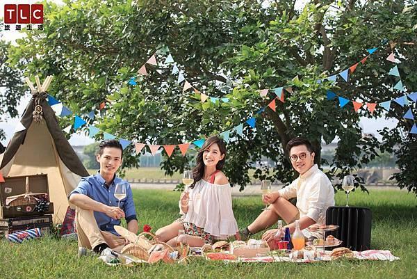 912第三屆TLC台北國際野餐日在內湖美堤河濱公園 Janet、雙廚邀請台北市民共襄盛舉