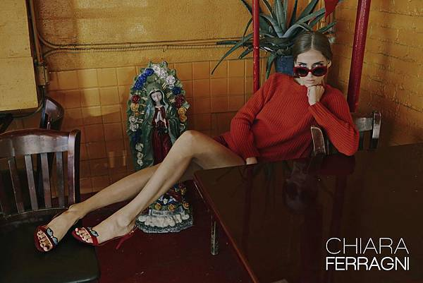Chiara Ferragni AW15 Image - 05