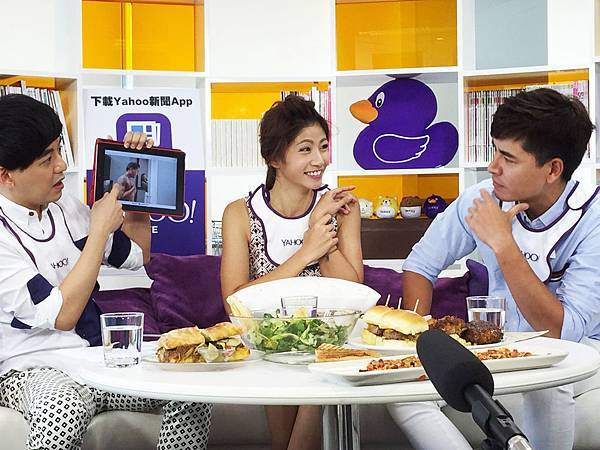Yahoo LIVE 專訪《失去你的那一天》男女主角 李千娜被封最有氣勢小三 跟王傳一為吻戲吵架(圖片由Yahoo奇摩提供)