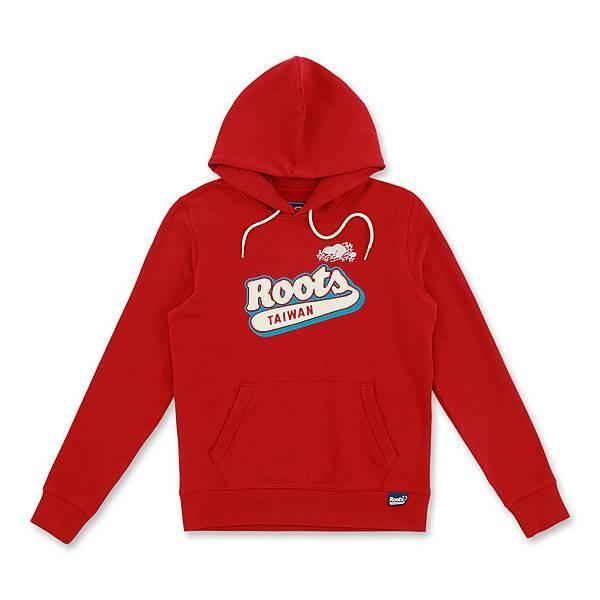 (男裝)Roots 104年Taiwan Day紀念系列-連帽上衣-$3580