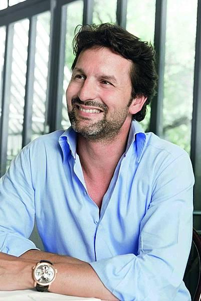 MB&F品牌創辦人Maximilian Busser。