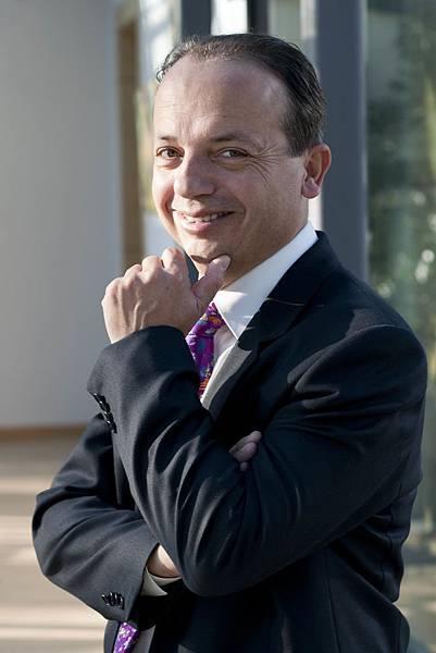 Christophe Claret品牌創辦人Christophe Claret。