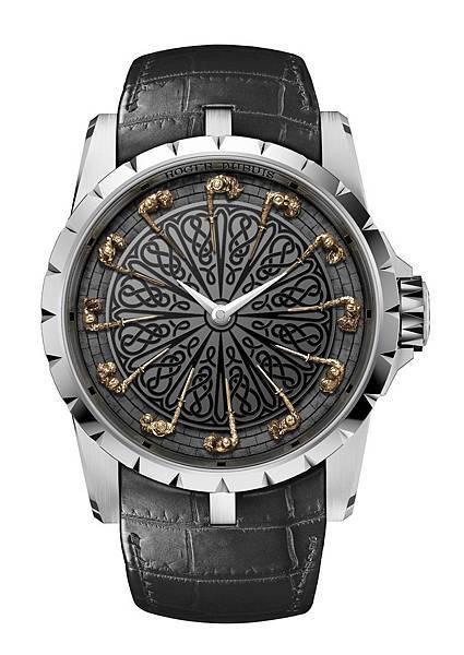 圓桌騎士腕錶 NT.9,045,000