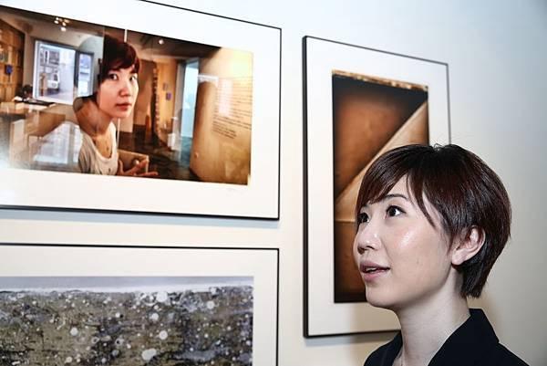 攝影師林添福以三星旗艦手機拍攝藝術家何采柔的夢想起源與悸動