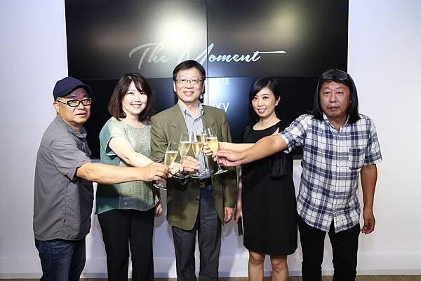 Samsung Galaxy The Moment 真實.珍惜 攝影展 開幕-1