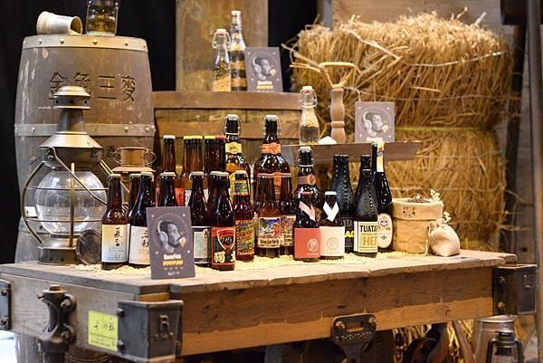 圖四 「BeerFes Taipei 2015精釀啤酒嘉年華」活動現場將集結全亞洲超過100款全球精釀啤酒,讓您「喝到世界盡頭」
