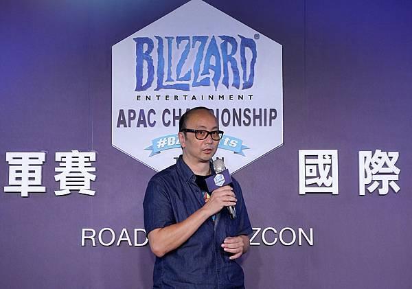 Blizzard亞太區冠軍賽10月2日(五)至4日(日)連續三天即將在台開戰!共有來自台灣、香港、日本、韓國、越南、紐西蘭、澳洲七個區域,48位電競好手決戰台北,力拚BlizzCon 2015世界盃聯賽門票。