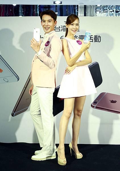 台灣之星iPhone 6s首日虛實通路開放現貨供應及單機購買,網路門市最快當日配達