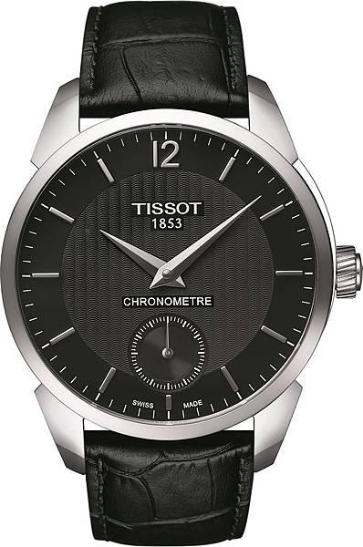 圖2.天梭表T-Complication菁英系列腕錶