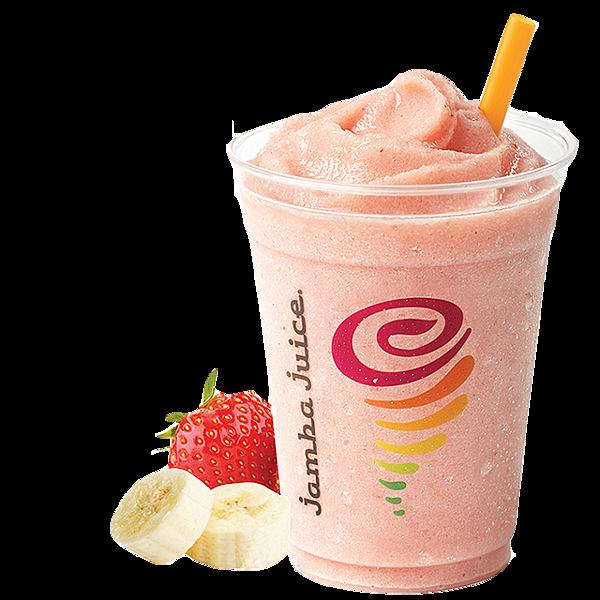 【圖10】Jamba Juice全球最暢銷經典口味「狂野草莓Strawberries Wild」,以甜酸多汁的草莓為主角,搭配蘋果、香蕉,融成最佳組合!