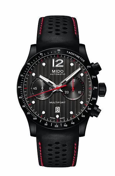 Multifort Chronograph Caliber 60先鋒系列60小時測速計時腕錶 M025.627.36.061.00 NT62,500