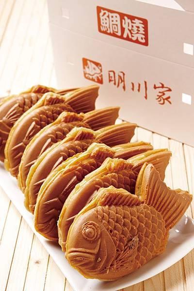 統一阪急台北店_明川家鯛魚燒 8入原價320元 特價300元