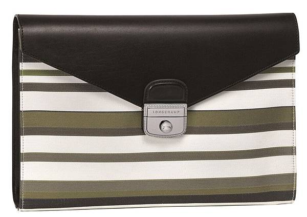 11. Longchamp_Le Pliage Héritage Luxe_NT18,500