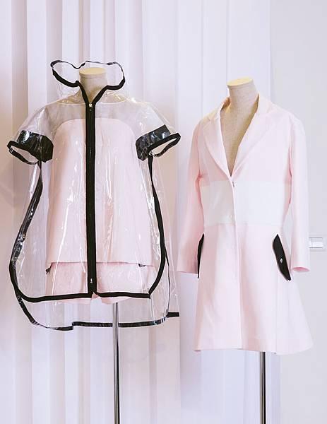 5. Longchamp 2016 春夏高級時裝系列