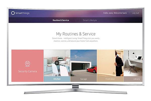 三星宣布2016年上市的智慧型電視系列,將全面晉升為IoT ready