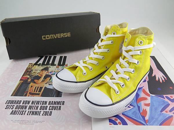 Converse Chuck Taylor All Star 原價NT$1,580 摩曼頓基隆愛四商圈門市聯合開幕活動價NT$790