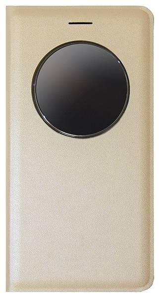 中華電信、遠傳電信購買OPPO F1 即可以$490元加購原廠視窗金色皮套(市價NT$690)