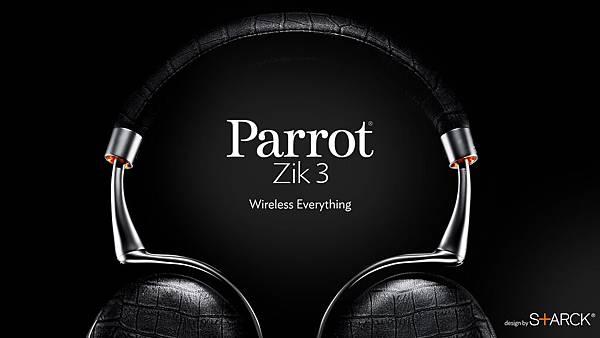 Parrot ZIK3_Black_