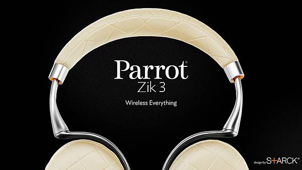 Parrot ZIK3_white_Overstiched