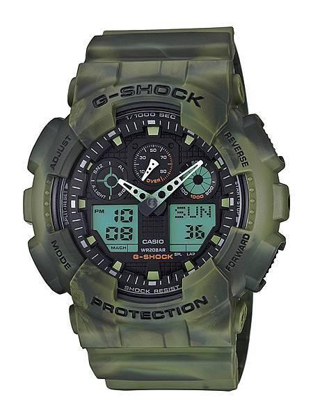 GA-100MM-3A_建議售價NT$4,100