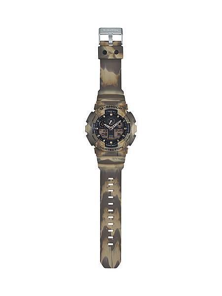 GA-100MM-5A_全錶展開圖