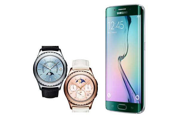 Samsung Galaxy S6 edge 與Gear S2勇奪GSMA年度全球行動大獎