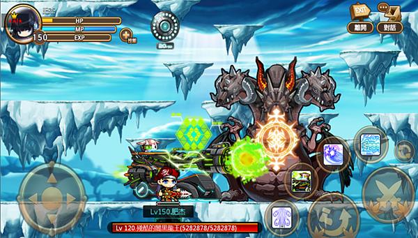 圖片3_掌握Boss的出招節奏,更容易避開致命的攻擊!