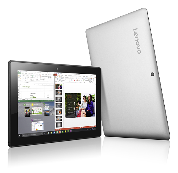 【Lenovo聯想新聞照片】IdeaPad MIIX 310 –滿足娛樂生活 物超所值必敗平板