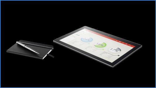 【Lenovo聯想新聞照片】TAB3 10 Business –專為行動商務族設計 堅韌強悍無所不能