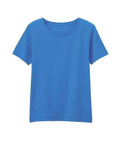 312(六)每日限定特惠商品_女童保暖圓領T恤_NT100元