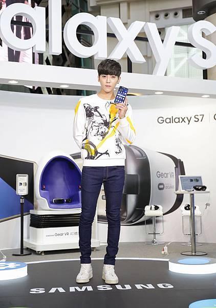 畢書盡宣布將以男主角Galaxy S7之姿,演出由瞿友寧導演所執導的三星最新網路微偶像劇「Galaxy銀河公寓」