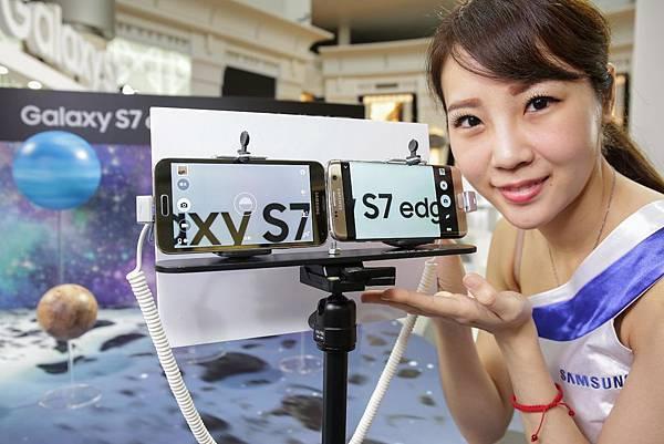 【秒捉焦點區】Galaxy S7 & S7 edge的相機具有更快的對焦速度