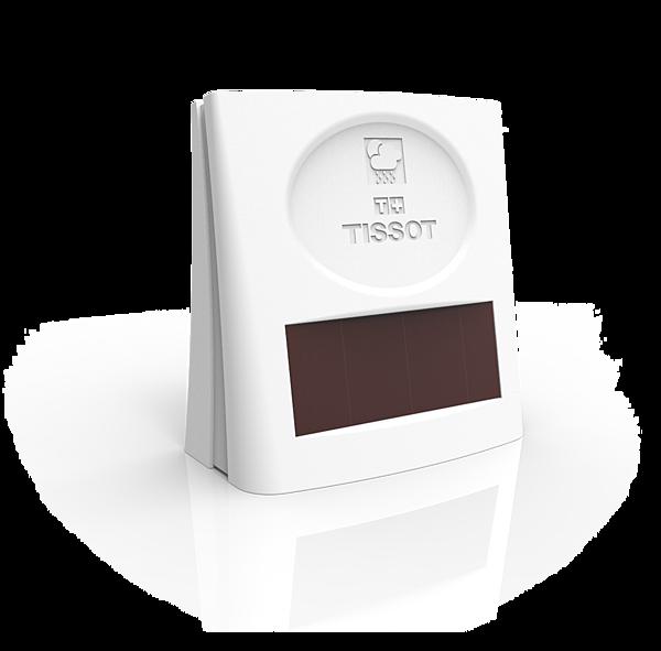 圖5. 可以將濕度、空氣品質和溫度等資料發送到腕錶當中。