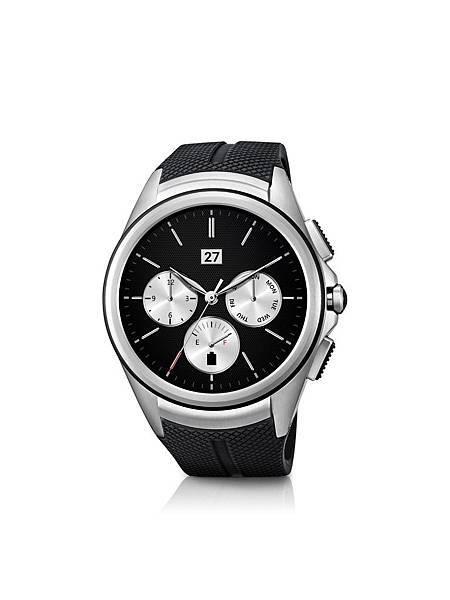 LG Watch Urbane 2nd Edition智慧型腕表,4月1日中華電信獨家開賣。