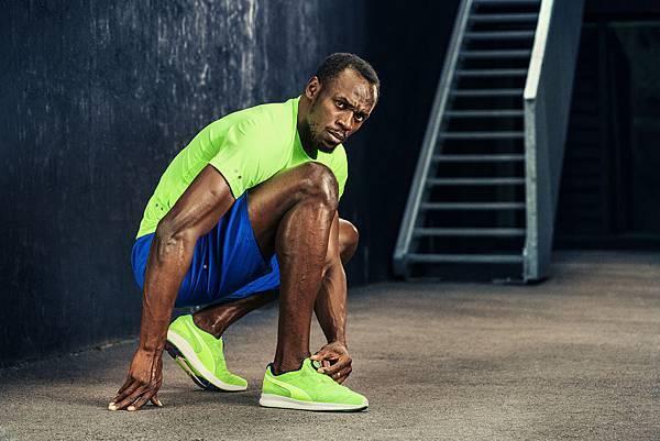 PUMA IGNITE Disc科技跑鞋是Usain Bolt迎戰今年里約奧運的最佳訓練鞋款