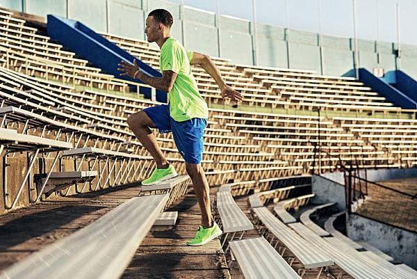 安德烈·德格拉斯(Andre de Grasse)等世界知名田徑選手,都將穿著全新PUMA IGNITE Disc跑鞋進行里約奧運前的訓練