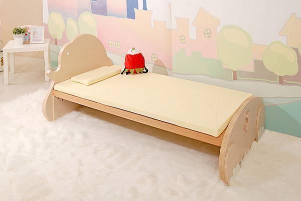 森林小象兒童床