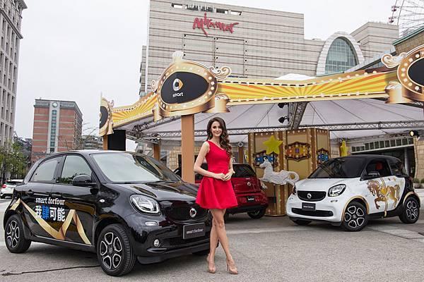 四月份至全台smart展示中心完成試駕體驗,即能獲得限量smart試車禮;入主smart更享有豐富購車優惠。