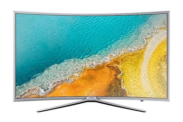 2016 Curved Full HD TV 與其容易組裝的扣合式零件,透過環保材質的創新利用而深受肯定