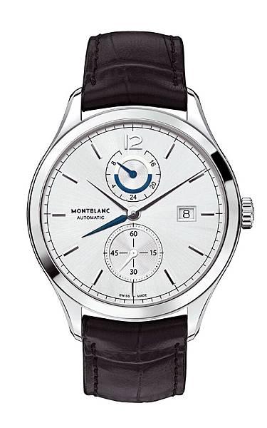 112540 萬寶龍Heritage Chronometrie傳承精密計時系列兩地時間腕錶,NT$136,700