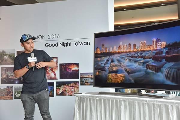 善用Galaxy S7 edge,即使是一般民眾,也可隨時隨地享受攝影的樂趣,讓台灣的美景不再限屬於專業攝影師
