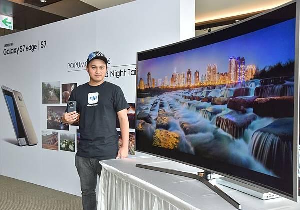 泰國攝影師Theerasak Saksritawee運用Galaxy S7 edge近乎完美的攝影功能,以其獨到的鏡頭語言,再次訴說對台灣美景的...