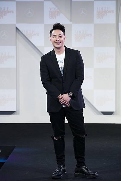 音樂天王潘瑋柏將於時尚大秀上,勁歌熱舞演出