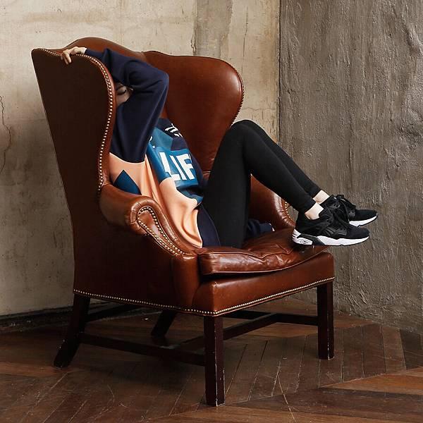 PUMA Blaze 簡潔俐落的復古鞋型搭配潮黑鞋身 深受鞋迷喜愛