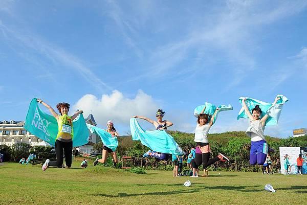 ROXY鼓勵女孩們透過大自然的體驗盡情享受運動生活!