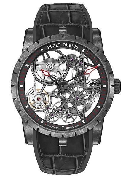 Excalibur 自動上鍊碳纖維錶殼 NT.2,145,000